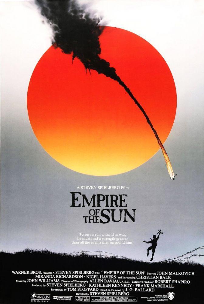 Empire of the Sun Movie Poster 2, Movie Poster, Poster Satış, all posters, kanvas tablo, canvas print sales
