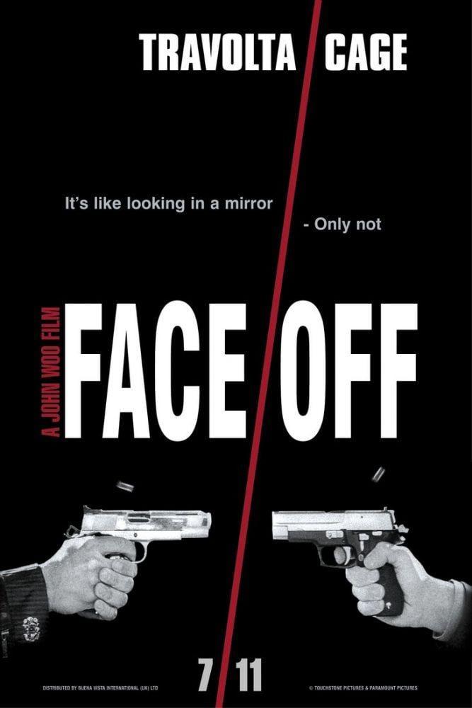 Face Off Movie Poster, Movie Poster, Poster Satış, all posters, kanvas tablo, canvas print sales