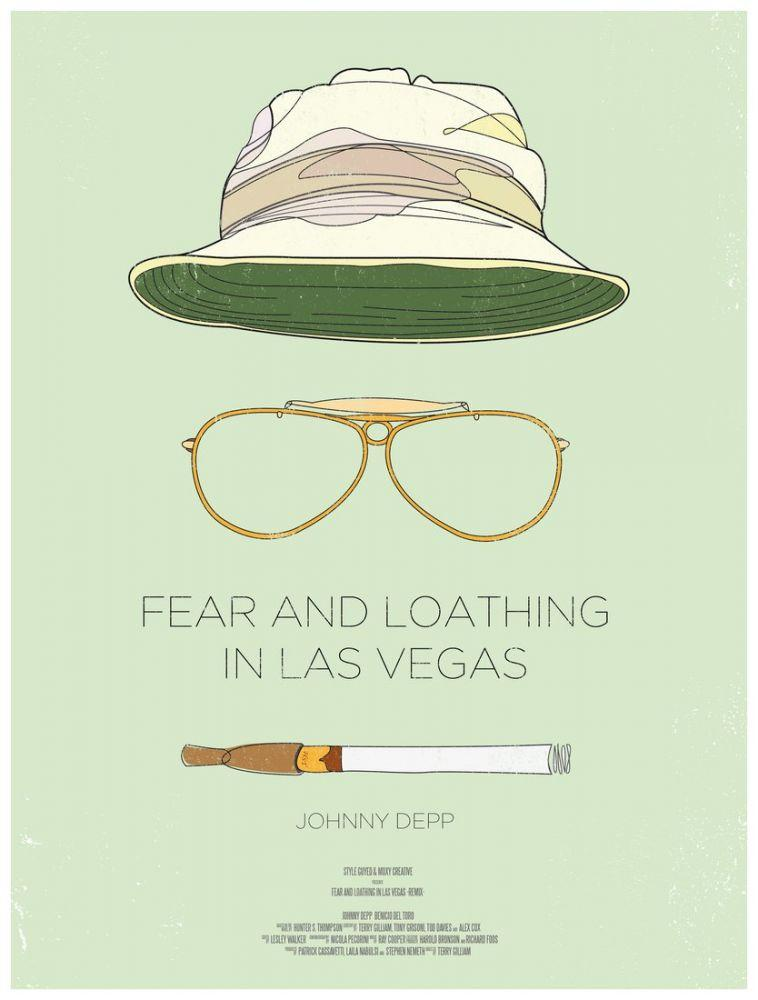 Fear and Loathing in Las Vegas Movie Poster, Movie Poster, Poster Satış, all posters, kanvas tablo, canvas print sales