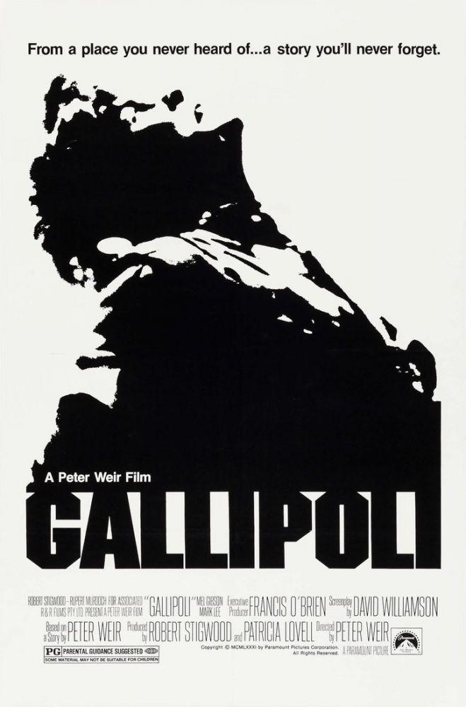 Gallipoli Movie Poster, Movie Poster, Poster Satış, all posters, kanvas tablo, canvas print sales