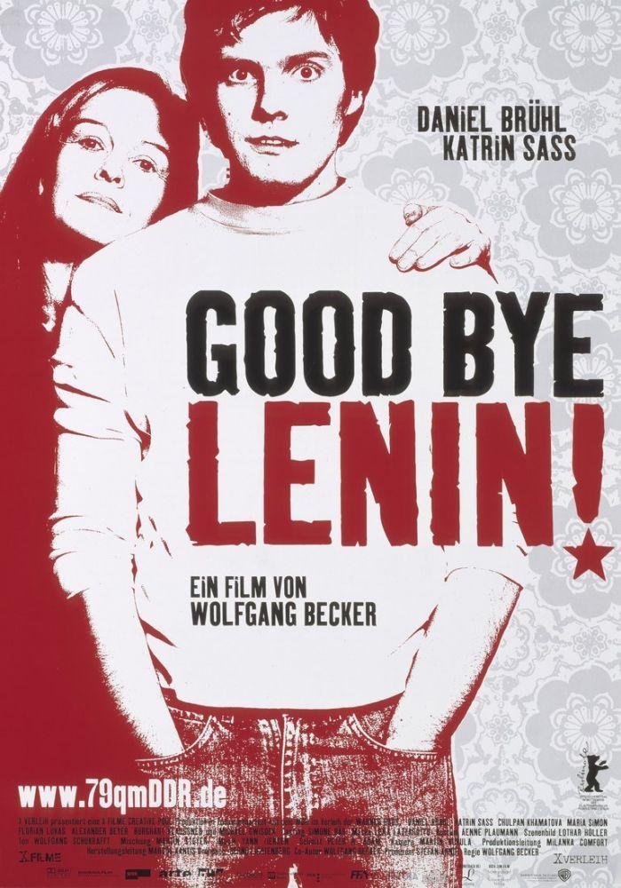 Good Bye Lenin Movie Poster 2, Movie Poster, Poster Satış, all posters, kanvas tablo, canvas print sales