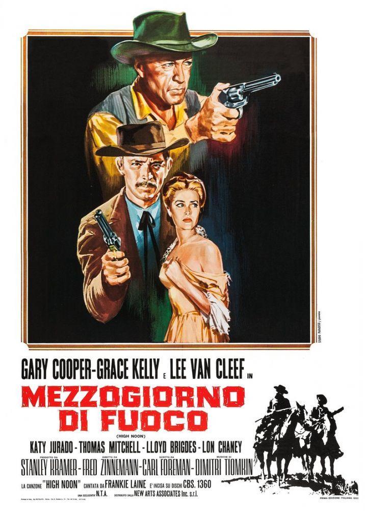 High Noon Movie Poster 2, Movie Poster, Poster Satış, all posters, kanvas tablo, canvas print sales