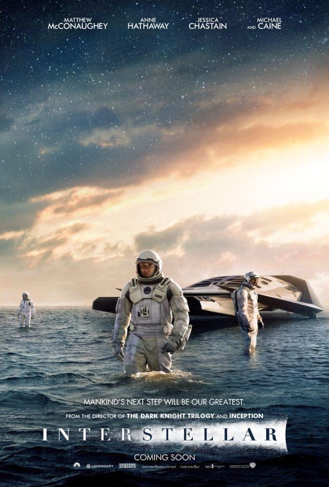 Yıldızlararası Film Posteri, Film Posteri, Poster Satış, all posters, kanvas tablo, canvas print sales