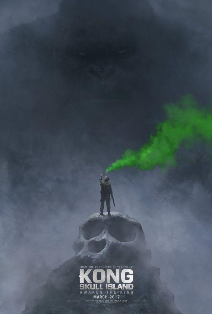 Kong Skull Island Movie Poster, Movie Poster, Poster Satış, all posters, kanvas tablo, canvas print sales