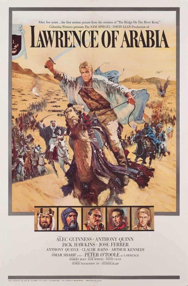 Lawrence of Arabia Movie Poster, Movie Poster, Poster Satış, all posters, kanvas tablo, canvas print sales