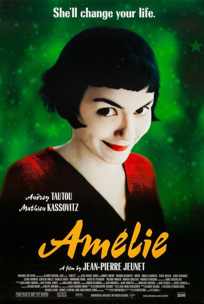 Amélie  Movie Poster 5, Movie Poster, Poster Satış, all posters, kanvas tablo, canvas print sales