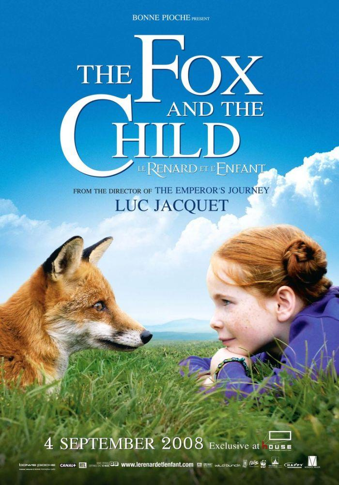 The Fox and the Child  Movie Poster, Movie Poster, Poster Satış, all posters, kanvas tablo, canvas print sales