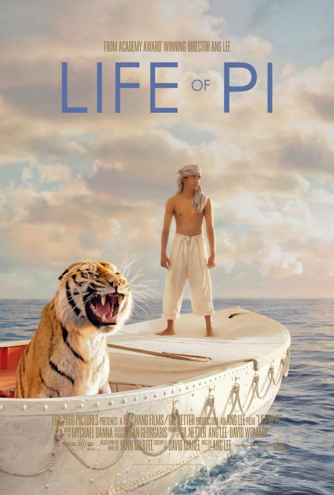 Life of Pi Movie Poster 3, Movie Poster, Poster Satış, all posters, kanvas tablo, canvas print sales