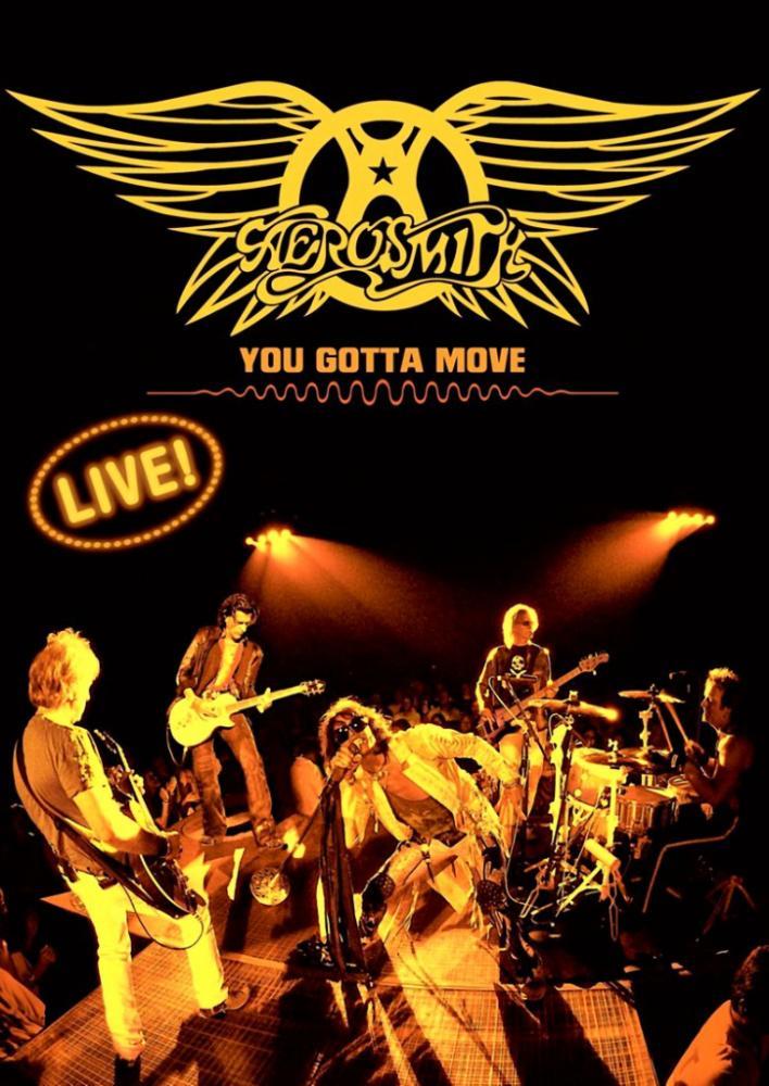 Aerosmith You Gotta Move Posteri, Müzik, Poster Satış, all posters, kanvas tablo, canvas print sales