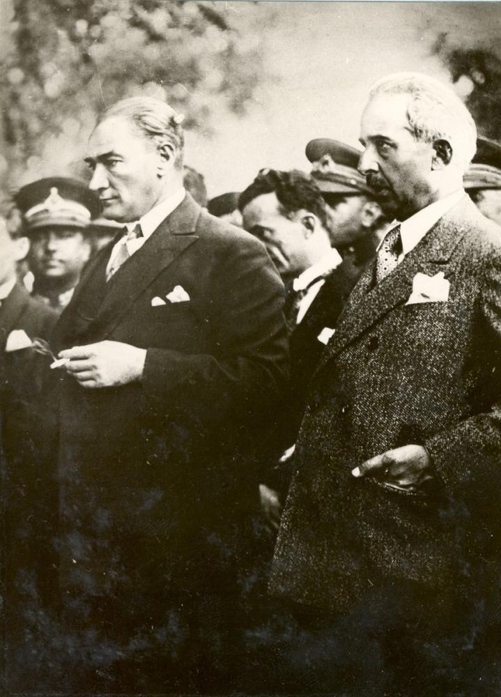 Mustafa Kemal Atatürk, İsmet İnönü yle, Mustafa Kemal Atatürk, Poster Satış, all posters, kanvas tablo, canvas print sales