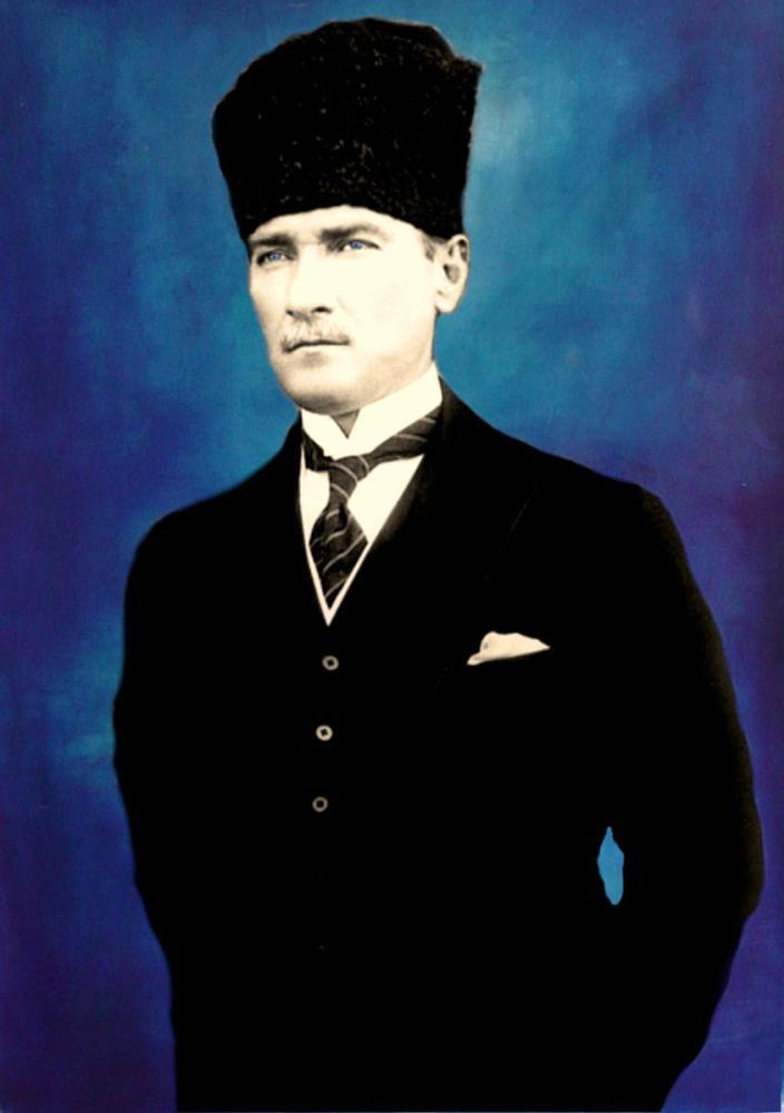 Mustafa Kemal Atatürk, Portre 23, Mustafa Kemal Atatürk, Poster Satış, all posters, kanvas tablo, canvas print sales
