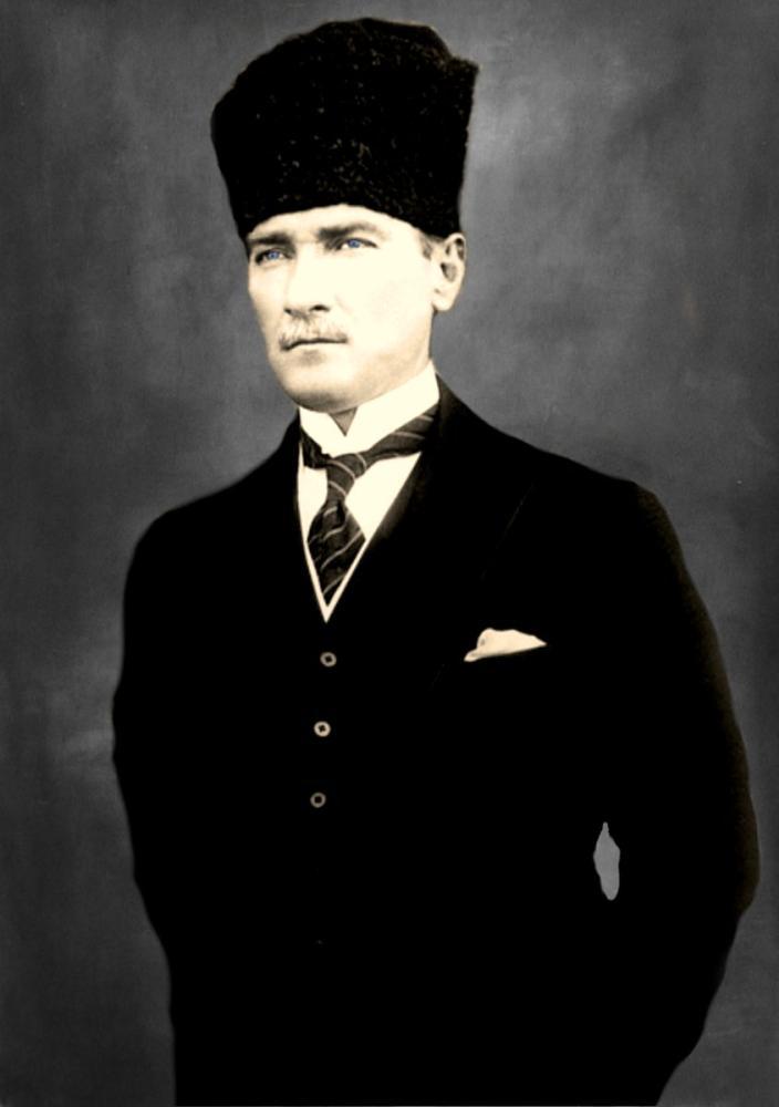 Mustafa Kemal Atatürk, Portre 21, Mustafa Kemal Atatürk, Poster Satış, all posters, kanvas tablo, canvas print sales