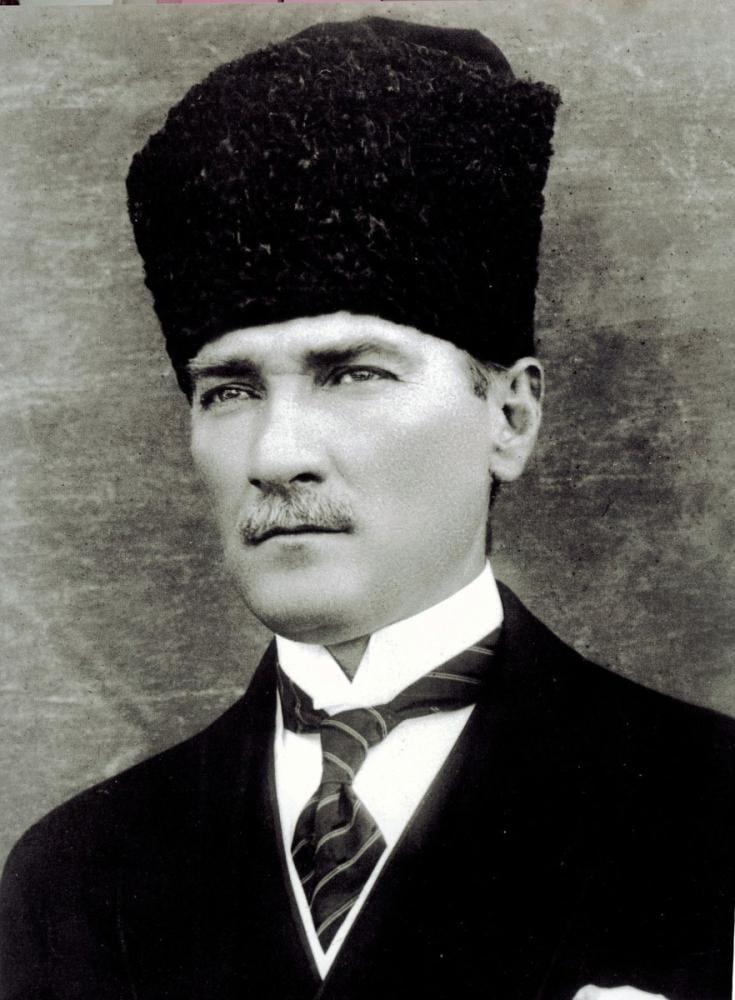 Mustafa Kemal Atatürk, Portrait 25, Mustafa Kemal Atatürk, Poster Satış, all posters, kanvas tablo, canvas print sales