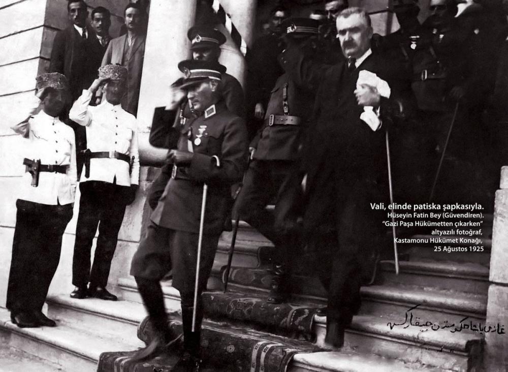 Mustafa Kemal Atatürk, Kastamonu Government House, Mustafa Kemal Atatürk, Poster Satış, all posters, kanvas tablo, canvas print sales