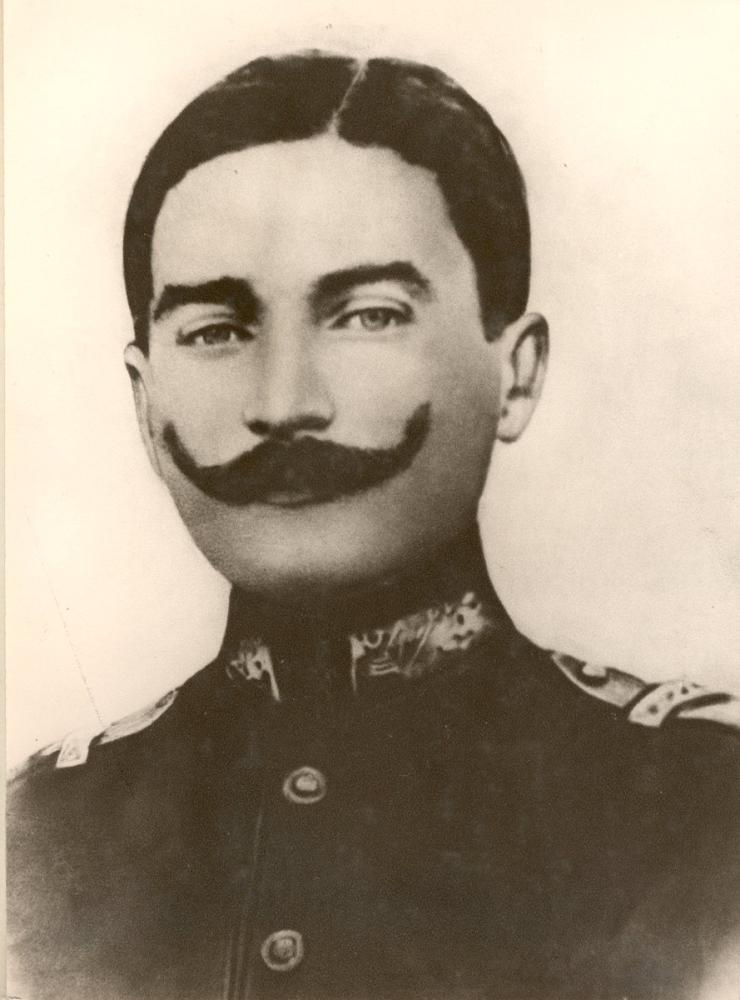 Mustafa Kemal Atatürk in the rank of Captain, Mustafa Kemal Atatürk, Poster Satış, all posters, kanvas tablo, canvas print sales