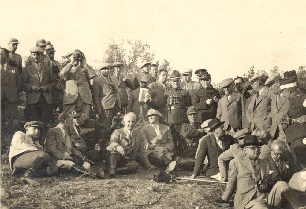 Mustafa Kemal Atatürk, Ege Manevralarında, Mustafa Kemal Atatürk, Poster Satış, all posters, kanvas tablo, canvas print sales