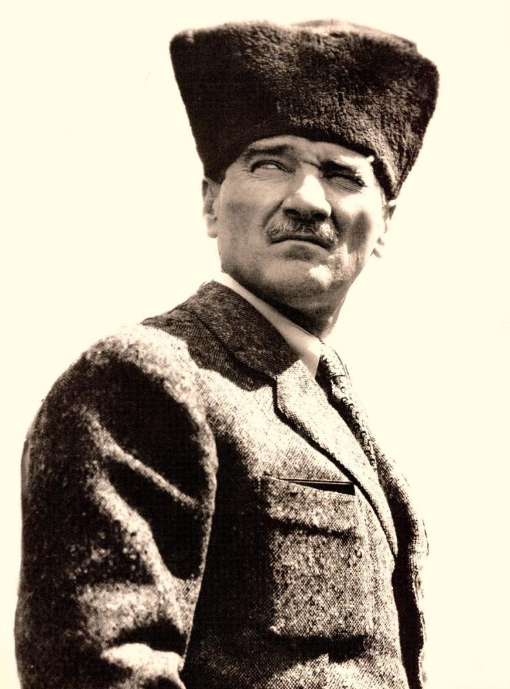 Mustafa Kemal Atatürk, Kalpaklı Portresi 30, Mustafa Kemal Atatürk, Poster Satış, all posters, kanvas tablo, canvas print sales