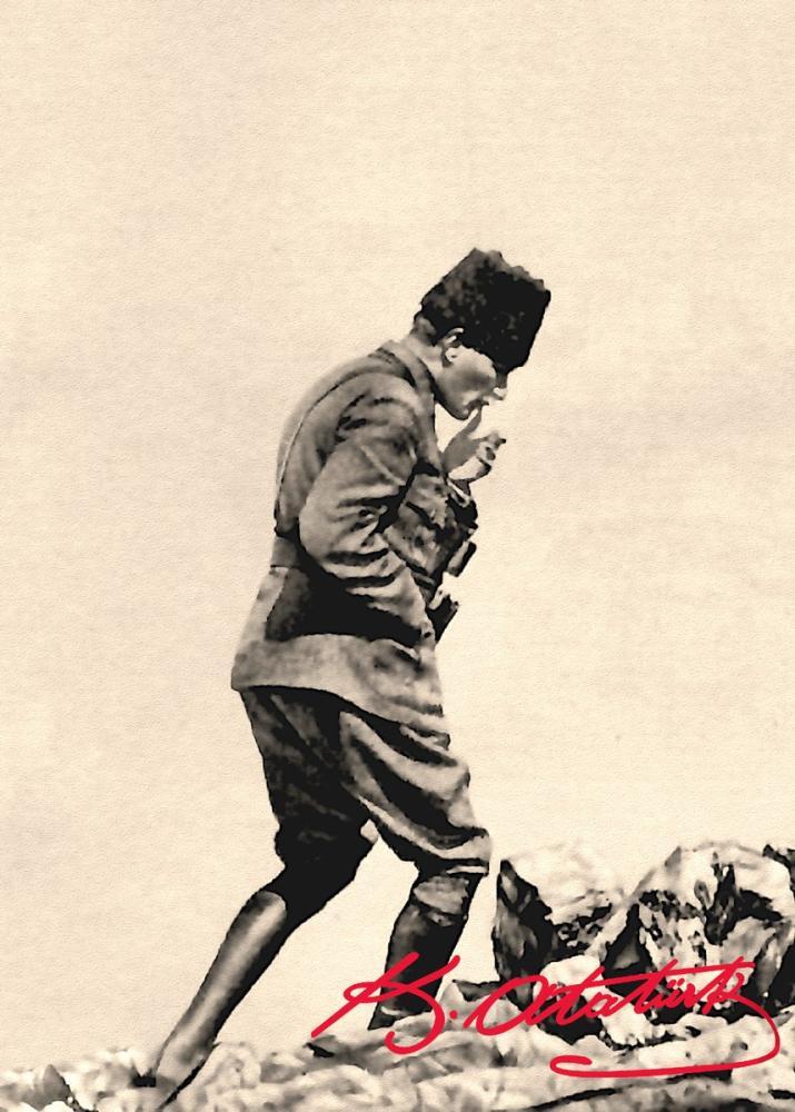 Mustafa Kemal Atatürk, Büyük Taarruz  2, Mustafa Kemal Atatürk, Poster Satış, all posters, kanvas tablo, canvas print sales