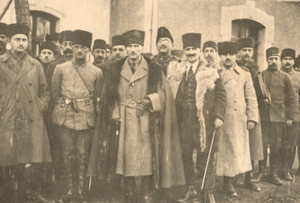 Mustafa Kemal Atatürk, Birinci İnönü Savaşı Cepheden Dönüşü, Mustafa Kemal Atatürk, Poster Satış, all posters, kanvas tablo, canvas print sales