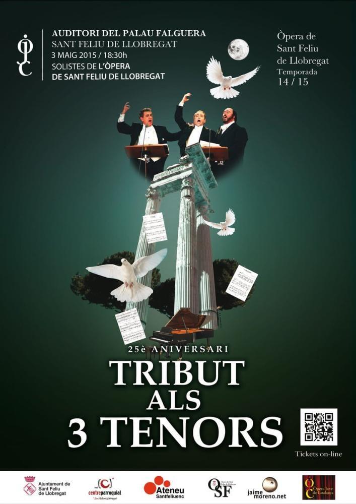 Üç Tenor Opera Posteri, Opera, Tiyatro, Poster Satış, all posters, kanvas tablo, canvas print sales