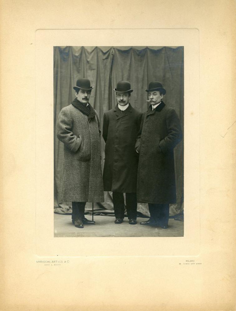Giacomo Puccini, Tito II Ricordi, André Charles Messager Posteri, Opera, Tiyatro, Poster Satış, all posters, kanvas tablo, canvas print sales