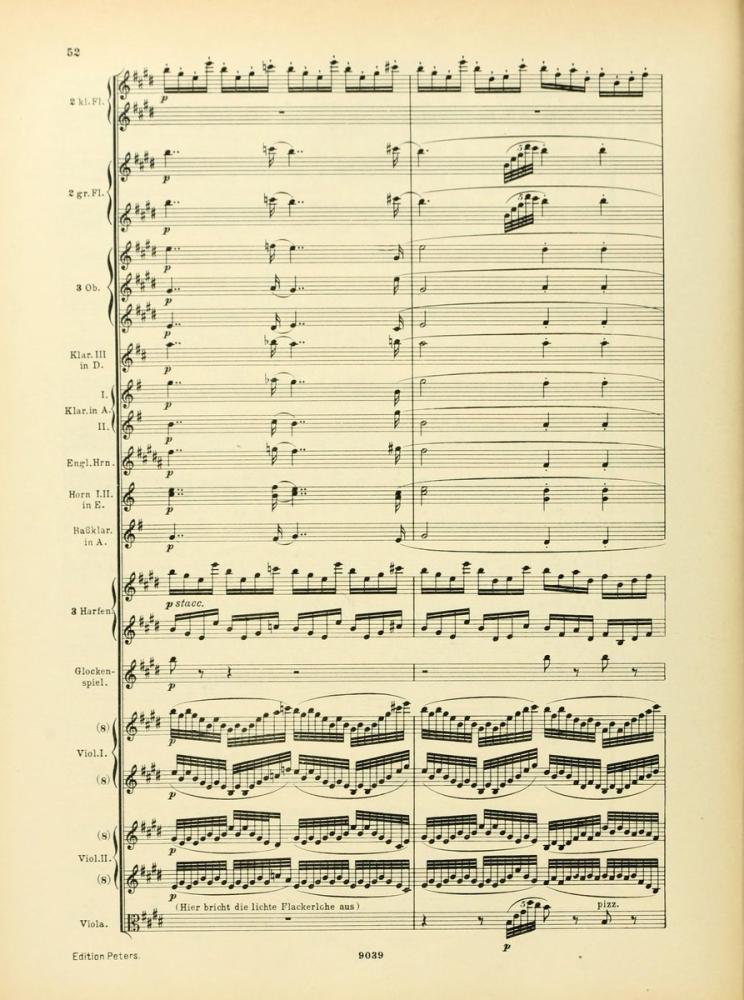 Instrumentationslehre, von Hector Berlioz, Ergänzt und rev, von Richard Strauss  3 Poster, Opera, Theater, Poster Satış, all posters, kanvas tablo, canvas print sales