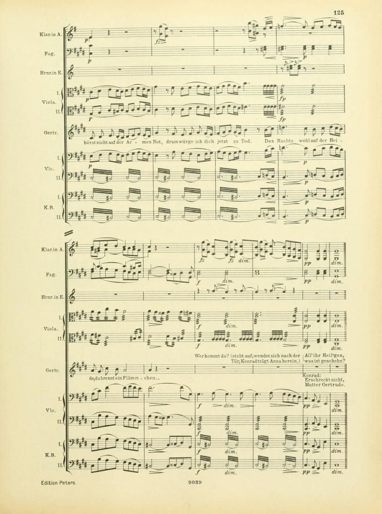 Instrumentationslehre, von Hector Berlioz, Ergänzt und rev, von Richard Strauss  4 Poster, Opera, Theater, Poster Satış, all posters, kanvas tablo, canvas print sales