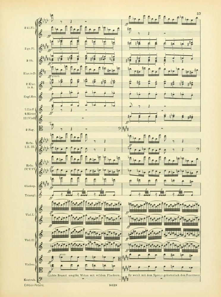 Instrumentationslehre, von Hector Berlioz, Ergänzt und rev, von Richard Strauss  23 Poster, Opera, Theater, Poster Satış, all posters, kanvas tablo, canvas print sales