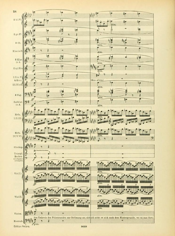 Instrumentationslehre, von Hector Berlioz, Ergänzt und rev, von Richard Strauss   2 Poster, Opera, Theater, Poster Satış, all posters, kanvas tablo, canvas print sales