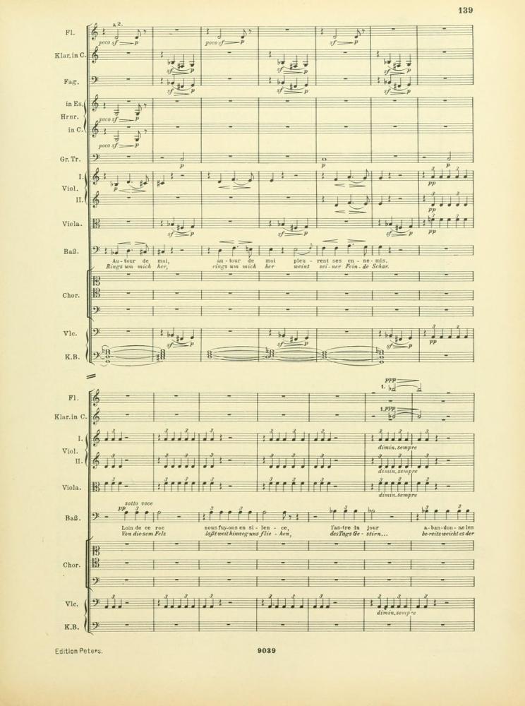 Instrumentationslehre, von Hector Berlioz, Ergänzt und rev, von Richard Strauss   8 Posteri, Opera, Tiyatro, Poster Satış, all posters, kanvas tablo, canvas print sales