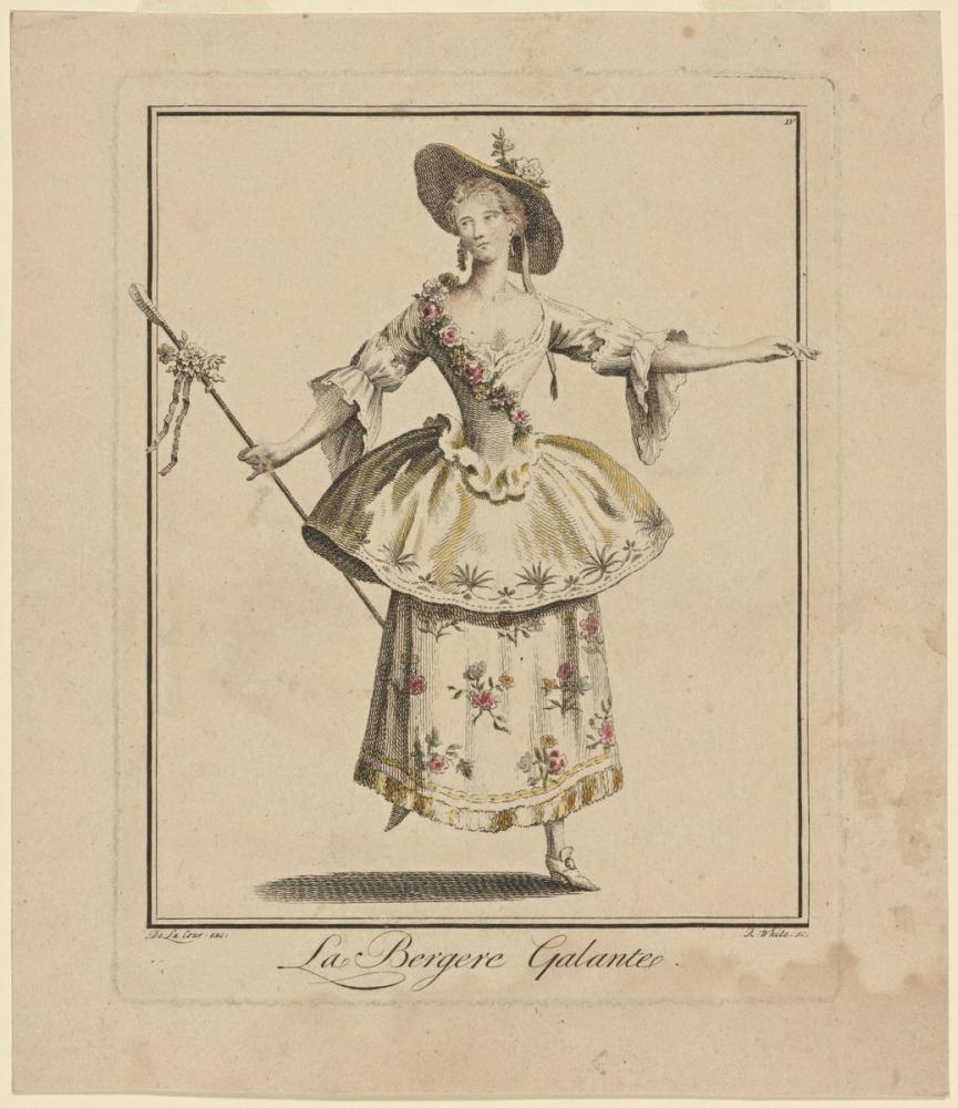 La bergere galante Poster, Opera, Theater, Poster Satış, all posters, kanvas tablo, canvas print sales