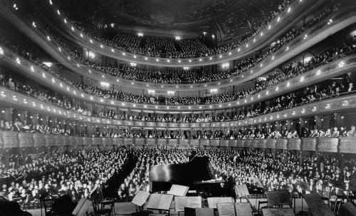Opera, Theater