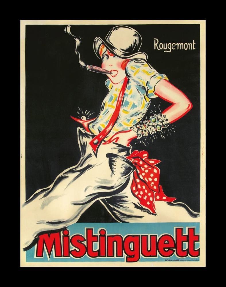 Mistinguett Posteri, Opera, Tiyatro, Poster Satış, all posters, kanvas tablo, canvas print sales