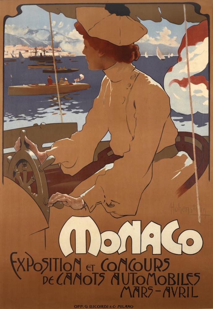 Monaco Poster, Opera, Theater, Poster Satış, all posters, kanvas tablo, canvas print sales