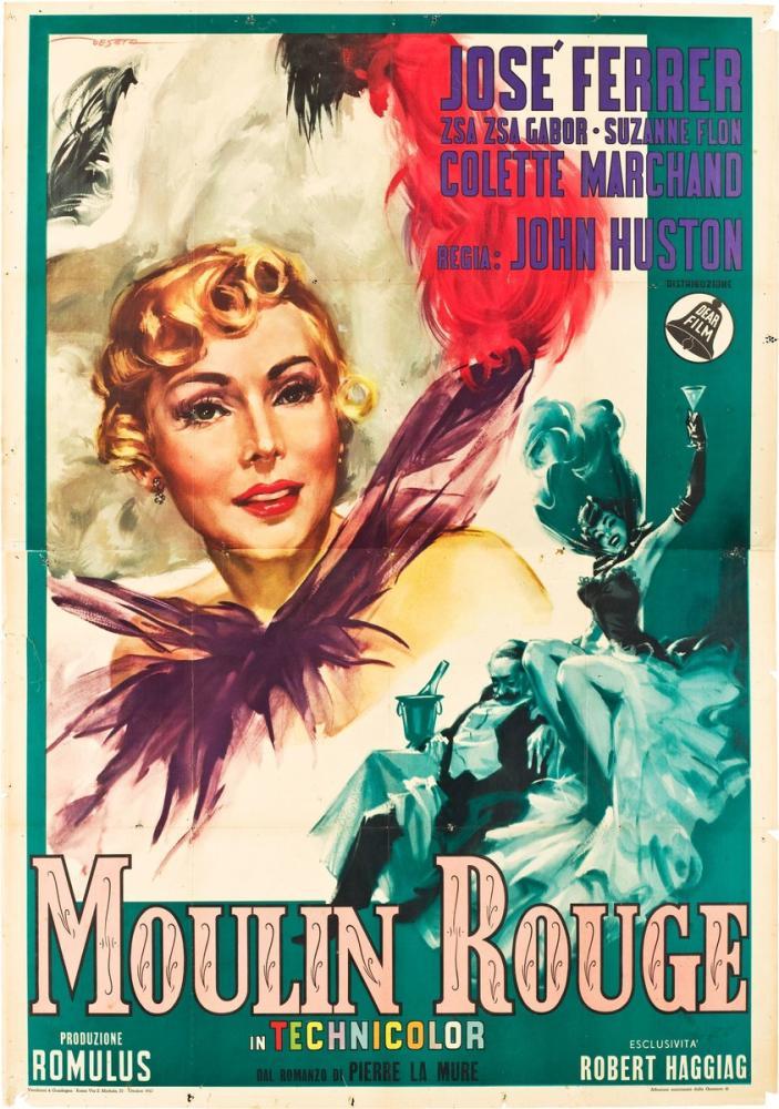 Moulin Rouge 6 Poster, Opera, Theater, Poster Satış, all posters, kanvas tablo, canvas print sales