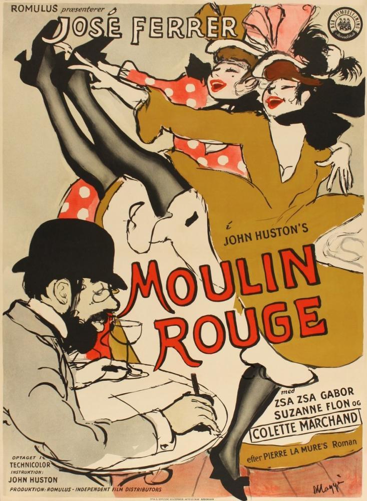 Moulin Rouge 3 Posteri, Opera, Tiyatro, Poster Satış, all posters, kanvas tablo, canvas print sales