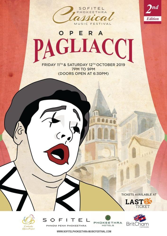 Pagliacci Opera Poster, Opera, Theater, Poster Satış, all posters, kanvas tablo, canvas print sales