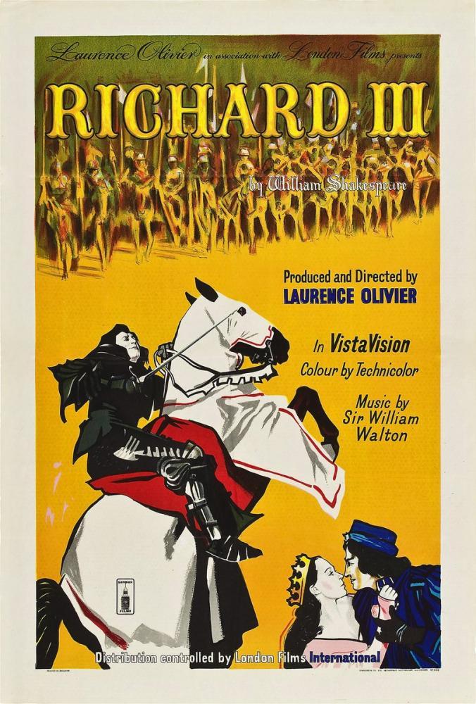 Richard 3 Theater Poster, Opera, Theater, Poster Satış, all posters, kanvas tablo, canvas print sales