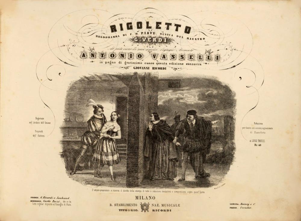 Rigoletto 2 Opera Posteri, Opera, Tiyatro, Poster Satış, all posters, kanvas tablo, canvas print sales