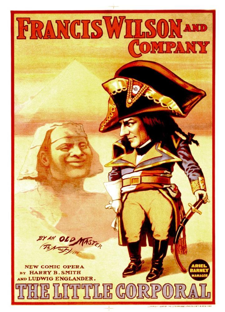 The Little Corporal Poster, Opera, Theater, Poster Satış, all posters, kanvas tablo, canvas print sales