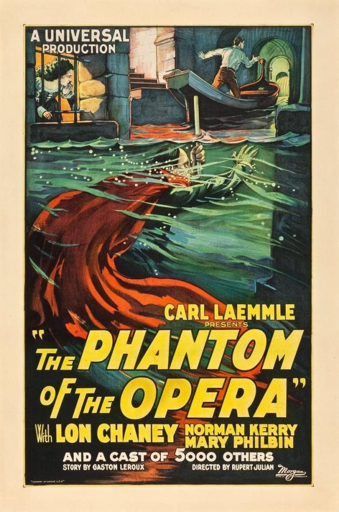 The Phantom of the Opera Posteri, Opera, Tiyatro, Poster Satış, all posters, kanvas tablo, canvas print sales
