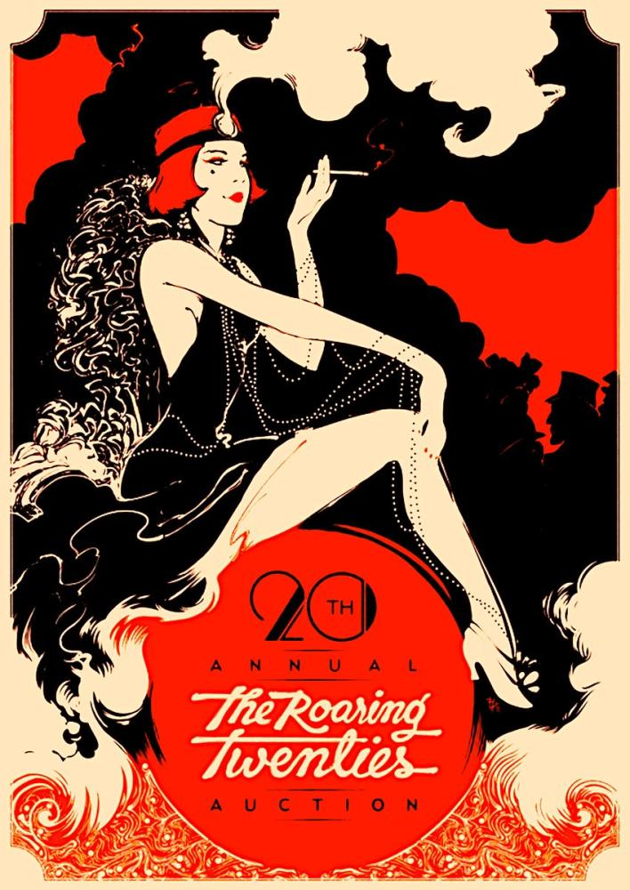 Kükreyen Yirmili Posteri, Opera, Tiyatro, Poster Satış, all posters, kanvas tablo, canvas print sales