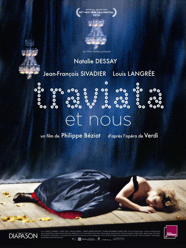 Traviata et Nous Musical Poster, Opera, Theater, Poster Satış, all posters, kanvas tablo, canvas print sales