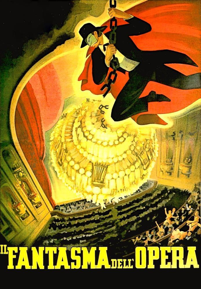 Fantasma Dell Opera Poster, Opera, Theater, Poster Satış, all posters, kanvas tablo, canvas print sales