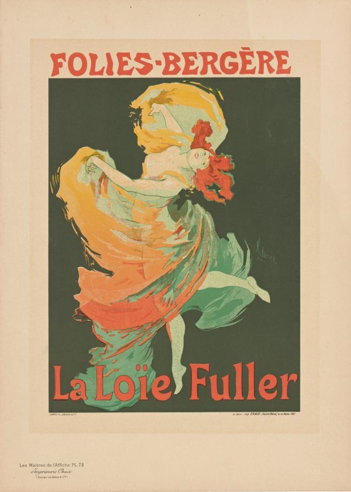 Folies Bergère, La Loïe Fuller Posteri, Opera, Tiyatro, Poster Satış, all posters, kanvas tablo, canvas print sales