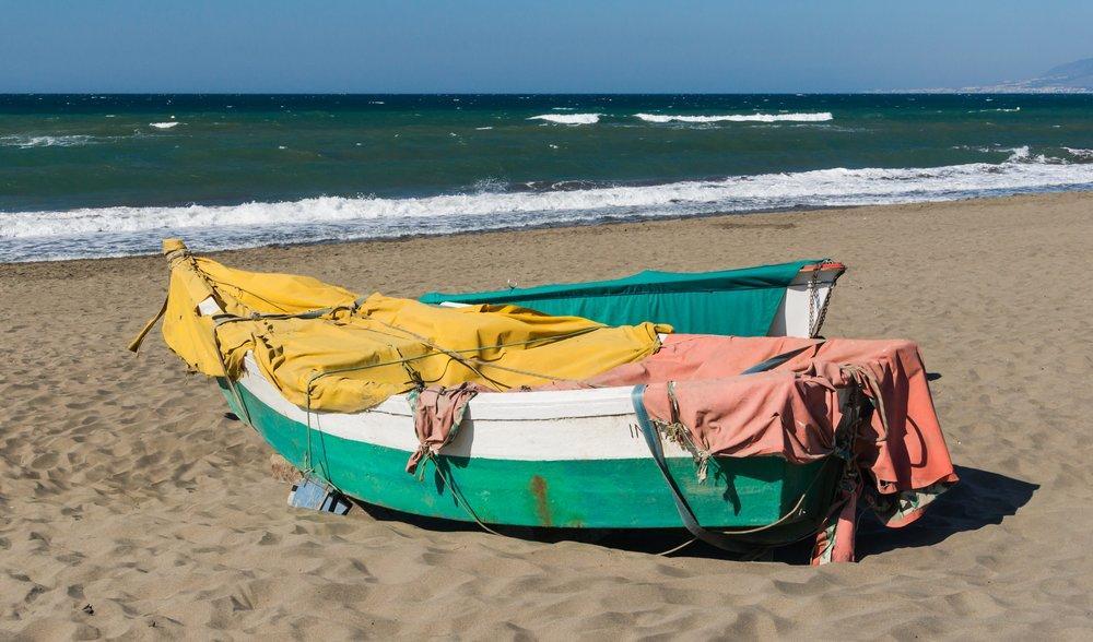 Balıkçı Tekneleri Posteri, Gemi, Poster Satış, all posters, kanvas tablo, canvas print sales