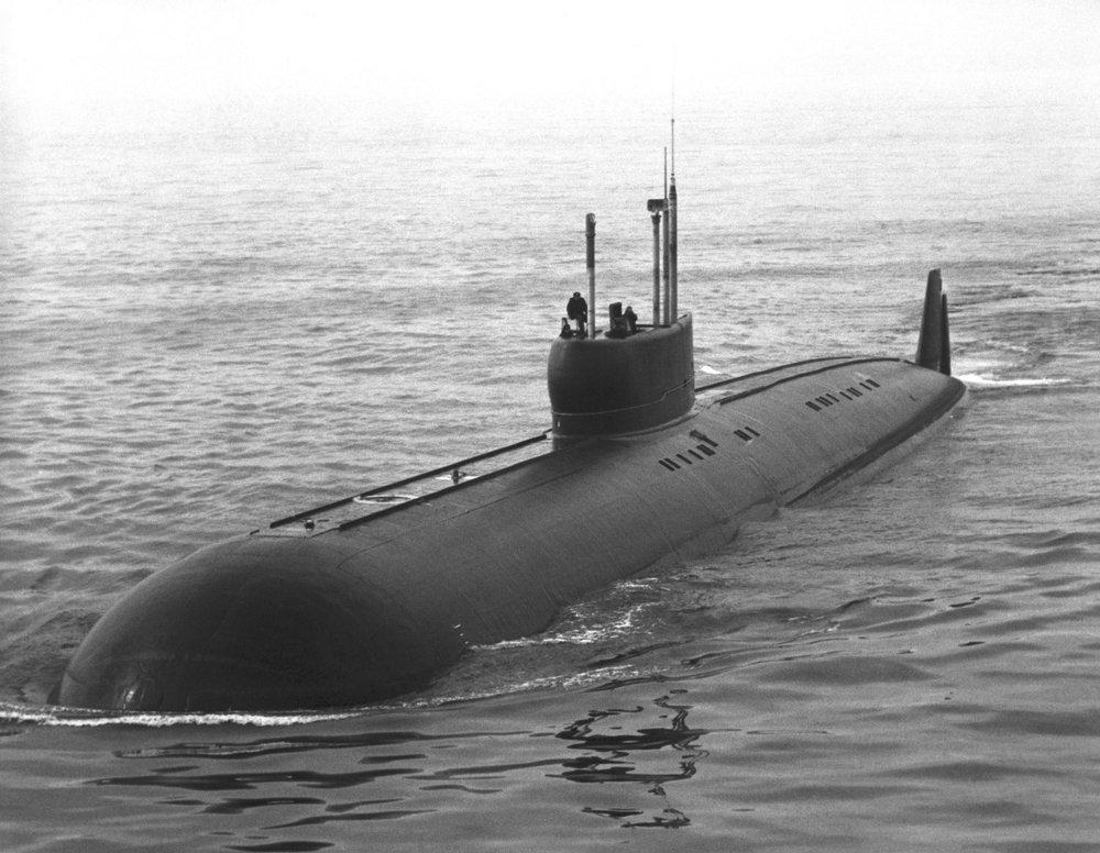 Papa-Class Submarine Poster, Ship, Poster Satış, all posters, kanvas tablo, canvas print sales