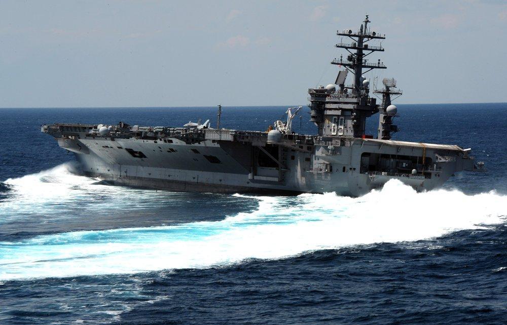 ABD Donanması Uçak Gemisi Taşıyıcı Posteri, Gemi, Poster Satış, all posters, kanvas tablo, canvas print sales