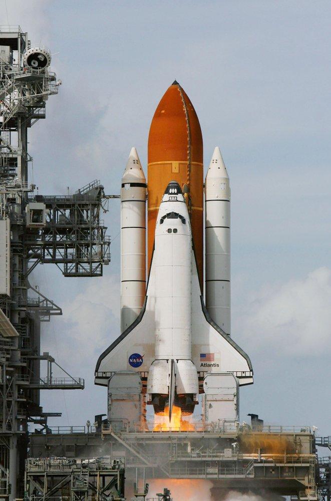 Atlantis Space Shuttle Poster, Space, Poster Satış, all posters, kanvas tablo, canvas print sales