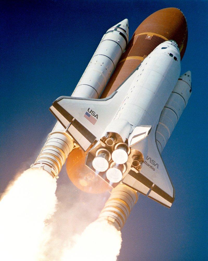 Space Shuttle Poster, Space, Poster Satış, all posters, kanvas tablo, canvas print sales